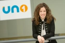 Sandra Lorente, Directora Comunicación UNO Logística